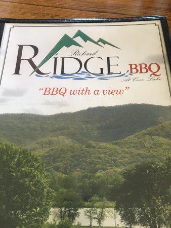 Rickard Ridge BBQ: photo0.jpg