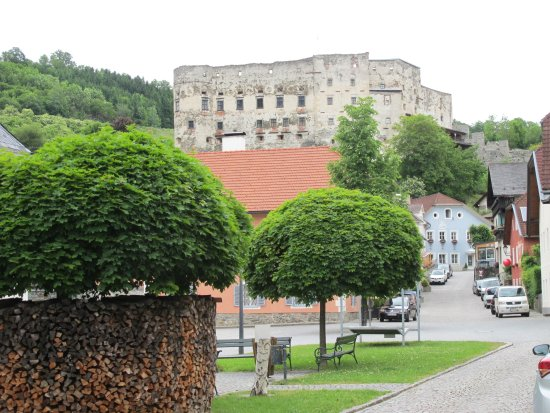 Gmund, ออสเตรีย: the castle, a 5 minute walk from the hotel
