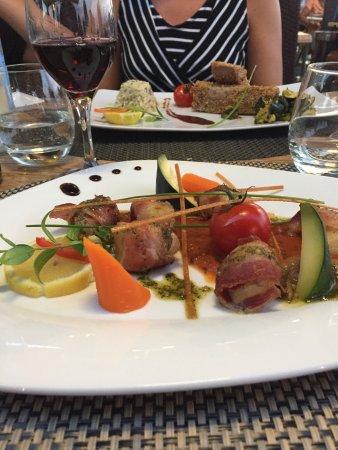 Santa-Maria-Poggio, França: Just amazing delicious food