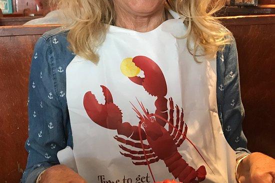Chatham Squire Restaurant: Lobster!