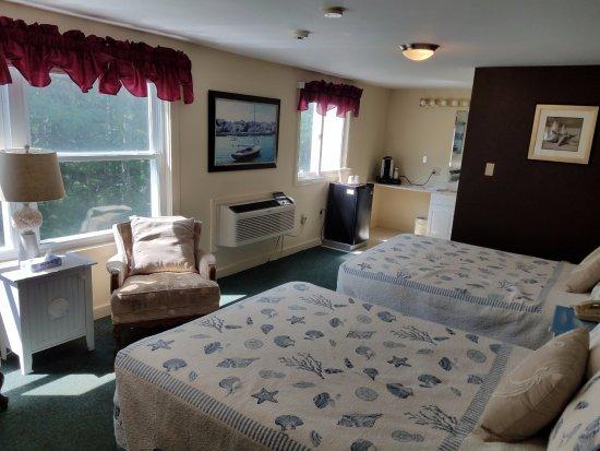 Room 106 Picture Of Schooner Bay Motor Inn Rockport
