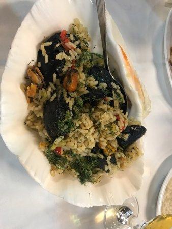 Bestes frisches essen in Vourvourou