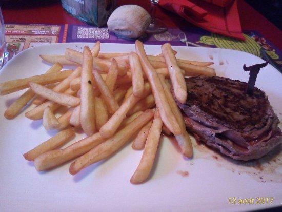 Saint-Witz, Frankrijk: Buffalo Grill