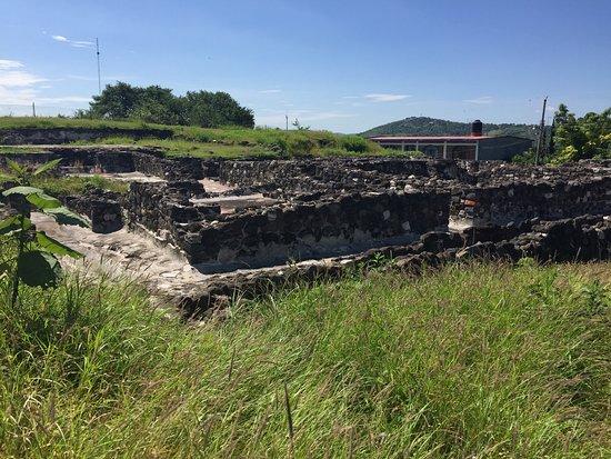 Zona Arqueologica de Yautepec