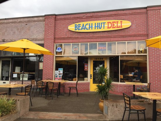 Tigard, Oregón: Beach Hut Deli