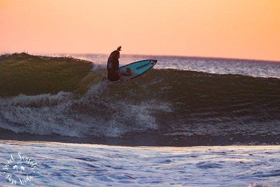 Surf Photography - Playa Grande, Costa Rica
