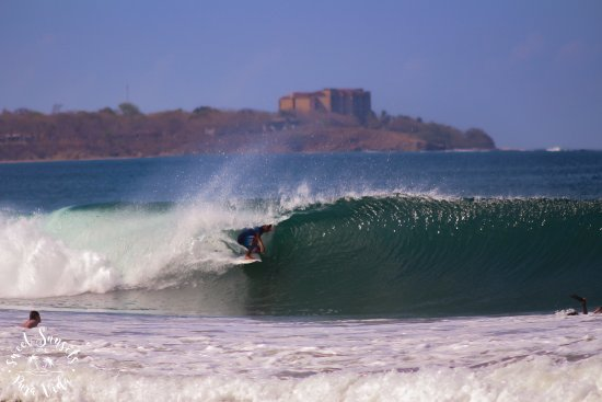 Sweet Sunsets and Pura Vida: Surf Photography - Playa Grande, Costa Rica