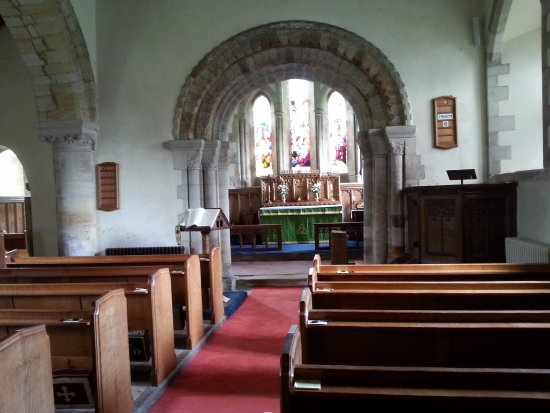 Kilburn, UK: sanctuary inside