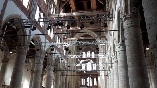 de Grote Kerk Veere uit 1521-Muziek Podium Zeeland: Grote Kerk