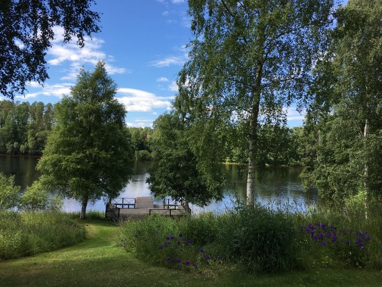 Leksand, สวีเดน: Beautiful house and surroundings