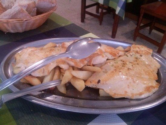 Ordes, Spain: Pechugas
