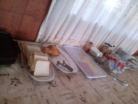 Ordes, Spain: Desayuno