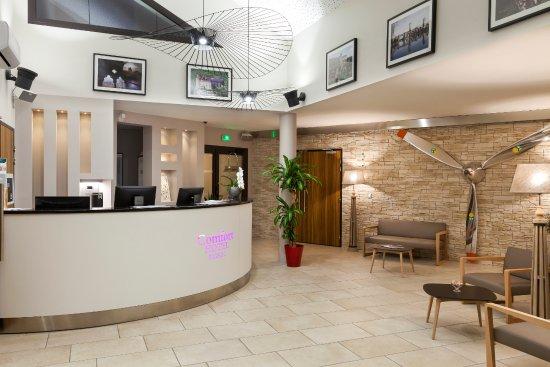 salle de bains foto de comfort hotel figeac figeac tripadvisor. Black Bedroom Furniture Sets. Home Design Ideas