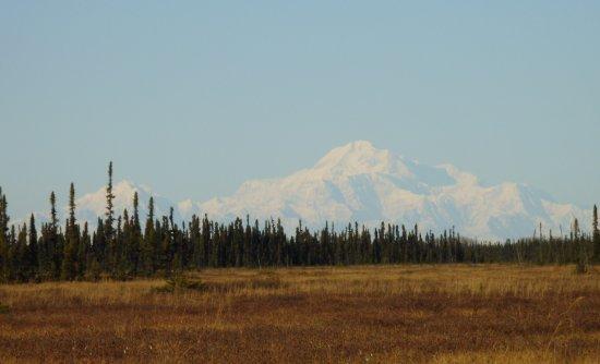 Willow, AK: View of Denali Nearby!