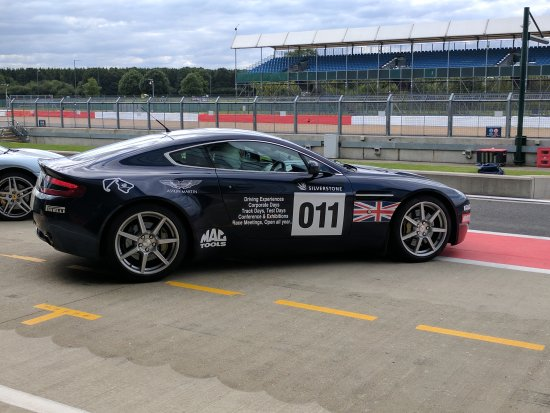 Silverstone Driving Experiences