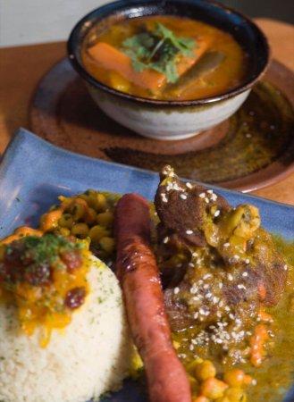 Nanterre, Γαλλία: Super repas du restaurant le Royal de la Boule
