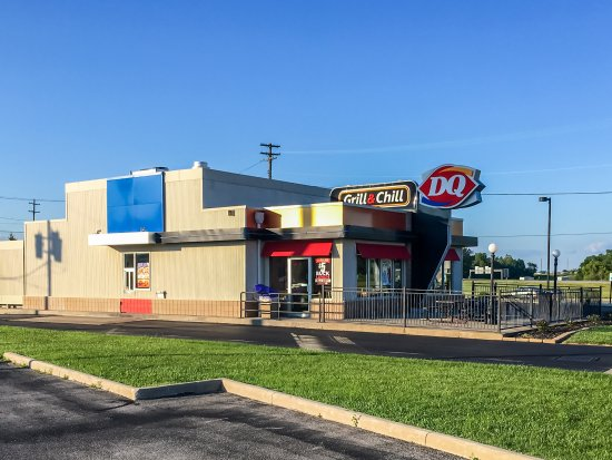 Napoleon, OH: DQ on Hwy 108 Just Off US 24/6