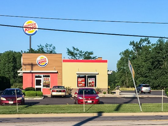 Napoleon, OH: BK On Hwy 108 Just Off US 24/6