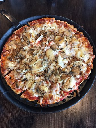 Hillside, IL: The 1947 pizza