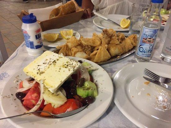 Kakovatos, Kreikka: Mouries