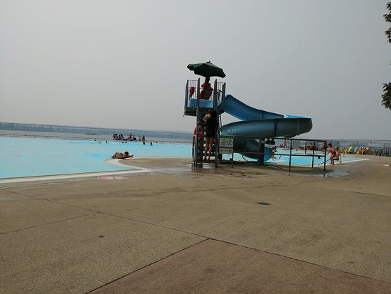 Second Beach Pool