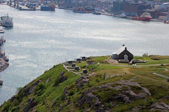 Signal Hill St John S Newfoundland And Labrador Top