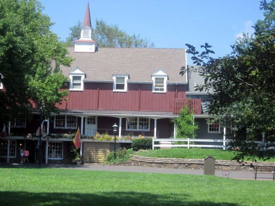 Lahaska, PA: Peddler's Village