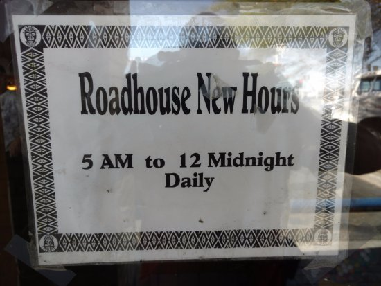 Boron, Californië: HOURS