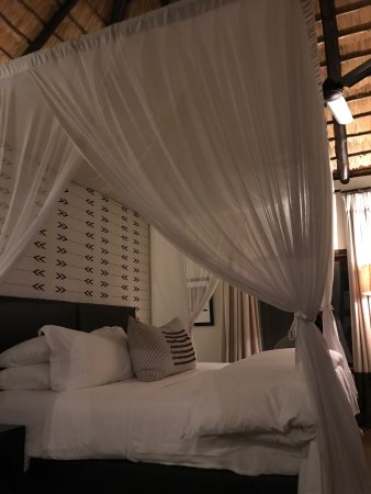 Londolozi Private Game Reserve, Südafrika: our room was fantastic!
