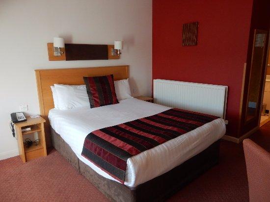 Portrush Atlantic Hotel: Bedroom