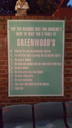 Roswell, GA: Love the rules!