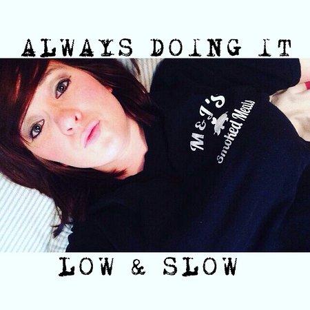 Ozark, AR: Low & slow