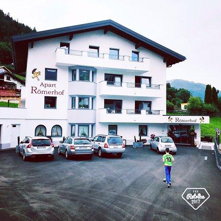 Ladis, ออสเตรีย: Apart Roemerhof