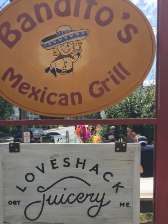 Perkins Cove: Loveshack - leckere Smoothie