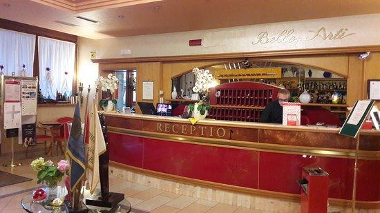 Hotel Belle Arti: 20170809_060937_large.jpg