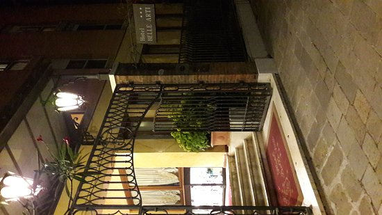 Hotel Belle Arti: 20170808_233517_large.jpg