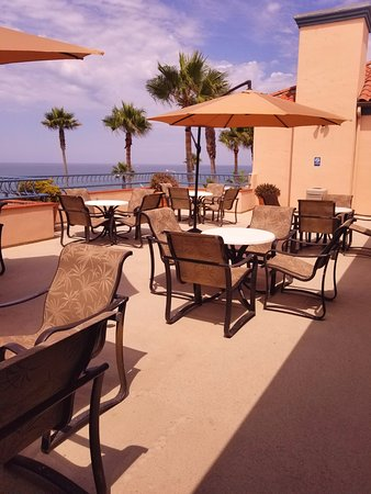 Tamarack Beach Resort and Hotel: Solarium View Deck