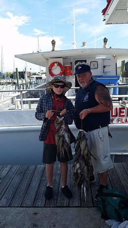 Queen fleet deep sea fishing clearwater fl anmeldelser for Queen fleet deep sea fishing clearwater fl
