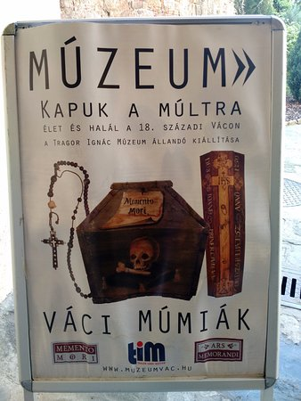 The fabulous Mummies of Vac museum