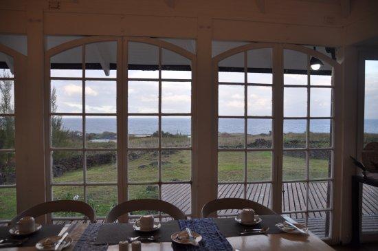 Hotel Altiplanico: vue du restaurant