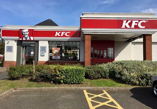 Kfc Paisley 125 129 Renfrew Rd Restaurant Reviews