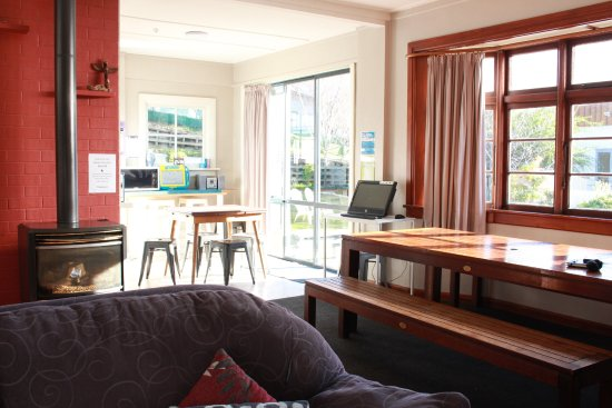 Mountain View Backpackers Wanaka Resmi
