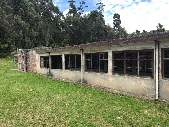 Cartago, Costa Rica: Recomendación, leer la historia de este lugar antes de visitarlo, fue un hospital de primer mund