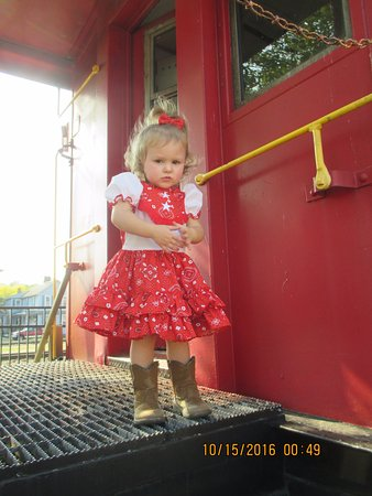 Finnie Loves Cowboy Boots And Trains Picture Of Lidl