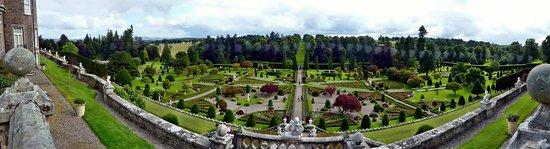 Crieff, UK: Drummond Gardens