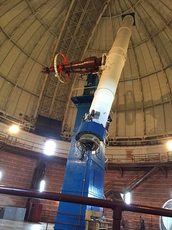 Williams Bay, WI: Inside the observatory