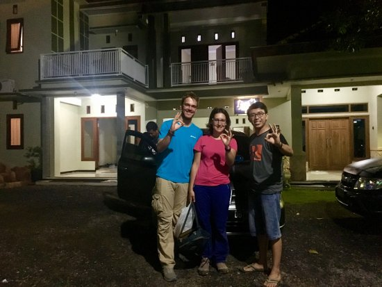 Bondowoso, Indonesia: My homestay