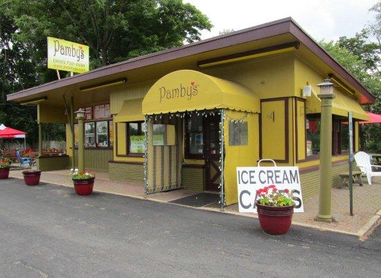 Lebanon, Nueva Jersey: Pamby's Ice Cream