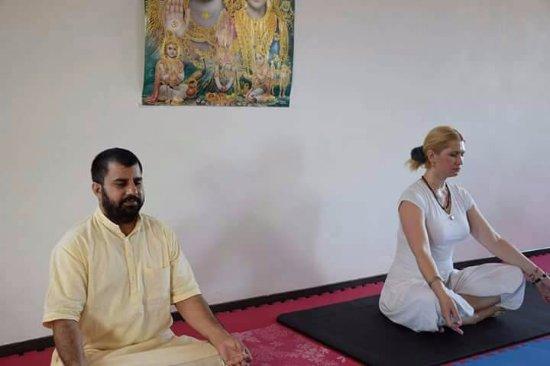 Jonava, Lituania: meditaion