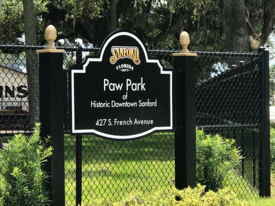 Paw Park of Historic Sanford